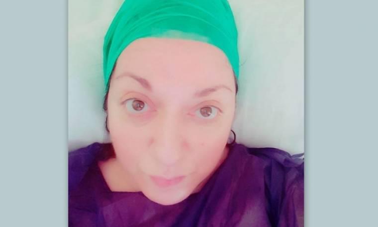 Στο χειρουργείο ξανά η Σοφία Μουτίδου; Η φωτογραφία στο Instagram