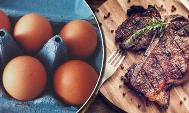 Έκζεμα: Η διατροφή που αποτρέπει τις εξάρσεις