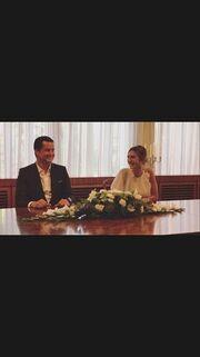 Acun Ilicali: O Τούρκος παραγωγός παντρεύτηκε στο Saint-Tropez