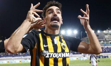 AEK: Η… επική ατάκα Λάζαρου για οπαδούς και Νέα Φιλαδέλφεια