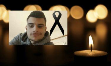 Τραγωδία! Σκοτώθηκε σε τροχαίο ο 17χρονος Γιώργος Πρίντεζης (Nassos blog)