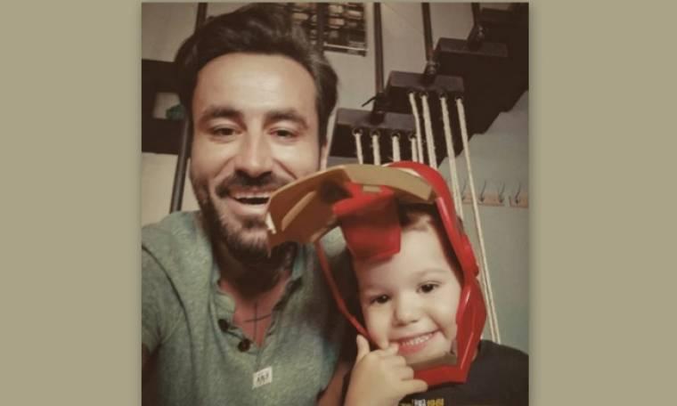 Γιώργος Μαυρίδης: Η επίσκεψη του μικρού Νέστορα που τον έκανε τρισευτυχισμένο!