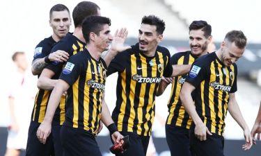 AEK: «Δένει» Λάζαρο, Μάνταλο και Ανέστη
