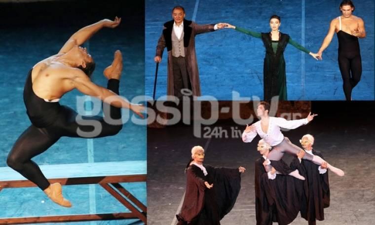 Τα Μπαλέτα Μπολσόι τιμούν τον Μιχαήλ Λαβρόφσκι στο Ηρώδειο