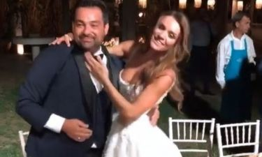 Η εξομολόγηση της Ελένης Τσολάκη για τον γάμο της: «Τώρα που πέρασε αυτή η μέρα…»