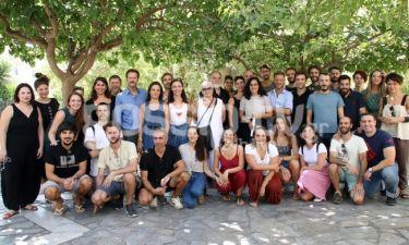 Ξένια Καλογεροπούλου: Στην παρουσίαση του θέατρου Πόρτα