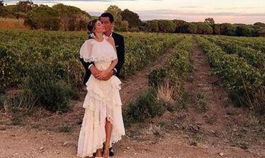 4 νυφικά φόρεσε στον γάμο τους η σύζυγος του Acun Ilizali
