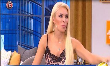 Μπουρλότο η Καινούργιου με την Ειρήνη Παπαδοπούλου – Την «άδειασε»  on air!