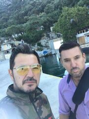Έλληνας τραγουδιστής στο Άγιο Όρος