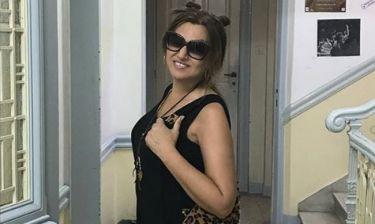 Καίτη Γαρμπή: Μαθήτρια στο Εθνικό Ωδείο Αθηνών