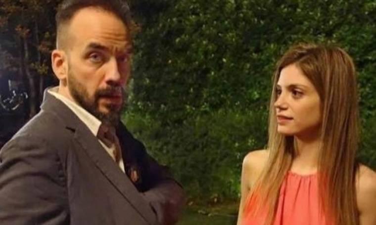 Ο Μουζουράκης μαζί με καλλονή από το «Μπρούσκο». Τι συμβαίνει; (Nassos blog)