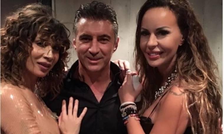 Ζαγοράκης – Λίλη: Τα «έσπασαν» στην Πάολα