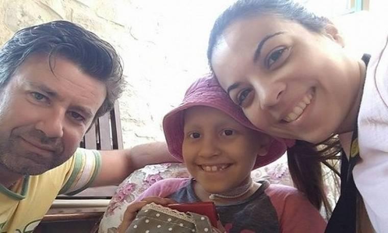 Δράμα. Πέθανε η 8χρονη Ευαγγελία. Δεν τα κατάφερε… (Nassos blog)