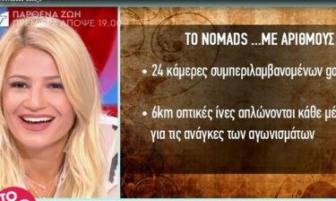 Το Nomads σε αριθμούς... Θα πάθετε πλάκα με το κόστος και το μέγεθος της παραγωγής