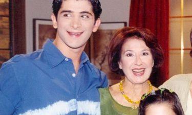 Ο Χρήστος Σπανός αποχαιρέτησε την αγαπημένη του «θεία Τζούλια»