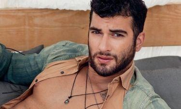 Μάνος Ιωάννου: Άλλος άνθρωπος… Άφησε μουστάκι