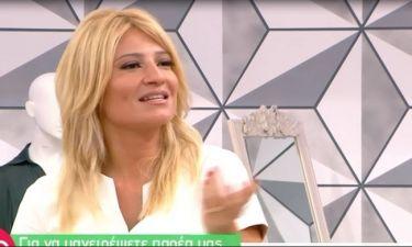 Σκορδά: Πέταξε τις τρέσες της και δήλωσε: «Έτσι είμαι και μου αρέσω»!