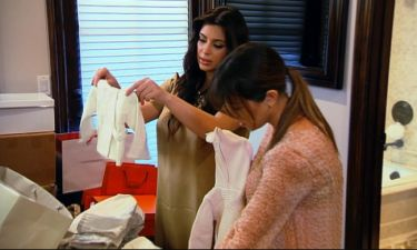 Αυτές είναι οι Kardashians: Η Κόρτνεϊ και η Κλόι εκπλήσσονται με την απόφαση της Κιμ να…
