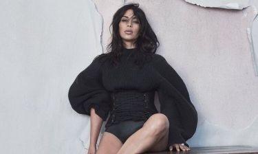 Η Kim Kardashian μόλις επιβεβαίωσε τον ερχομό του τρίτου της παιδιού