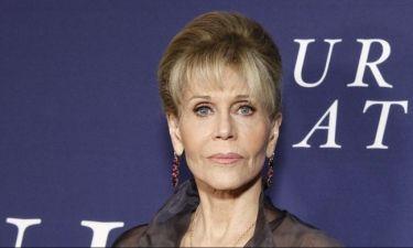 Έξαλλη η Jane Fonda με την ερώτηση για τις πλαστικές επεμβάσεις