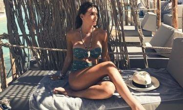 Αποκλειστικό: Η Αθηνά Οικονομάκου μοιράζεται μαζί μας tips ομορφιάς & διατροφής