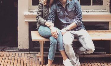 Δύο μήνες μετά τον γάμο του ο Έλληνας παρουσιαστής ταξίδι με τη γυναίκα του στο Άμστερνταμ