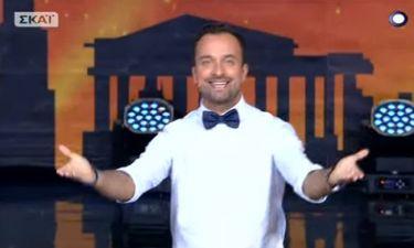Ελλάδα έχεις ταλέντο: Η λαμπερή πρεμιέρα, ο άνετος Λιανός και οι χαρούμενοι κριτές!