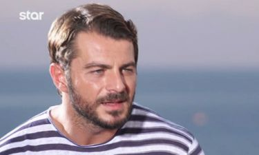 Γιώργος Αγγελόπουλος: Διαψεύδει τα… πάντα. Η τηλεόραση, η διαφήμιση και ο Θεός