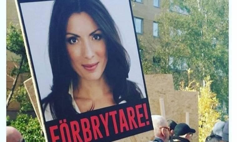 Ζητούν την απέλαση της Πασχαλίδου από την Σουηδία. Η οργισμένη απάντησή της