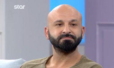 """Υπάτιος Πατμανόγλου:Σοκάρει η περιγραφή του για το τροχαίο: """"Ζω από θαύμα. Πέρασα μέσα από τη φωτιά"""""""