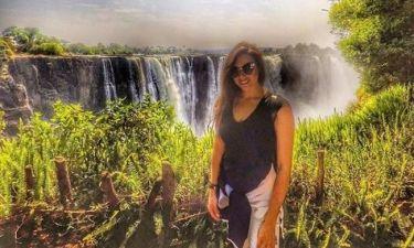 Χριστίνα Μουστάκα: Ζηλέψαμε το σαφάρι στη Ζιμπάμπουε, που έκανε