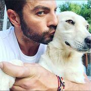 Γιώργος Αγγελόπουλος: Η πιο τρυφερή  φωτο του και το μήνυμά του στο instagram