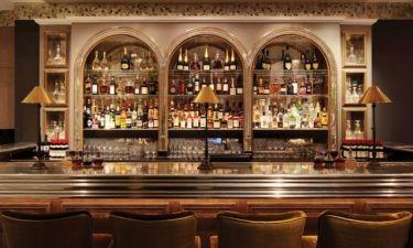 Το ελληνικό εστιατόριο στο Λονδίνο με την πινελιά της Υβόννης Μπόσνιακ