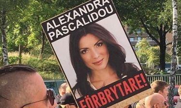 Η Αλεξάνδρα Πασχαλίδου κινήθηκε νομικά εναντίον των ναζί- Το μήνυμα της στο Instagram