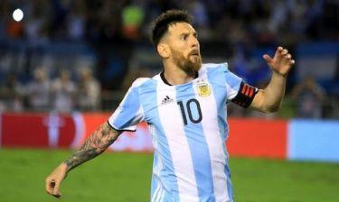 Αργεντινή: Απίστευτο! Ο Θεός στέλνει… μήνυμα πρόκρισης στον Μέσι (video)