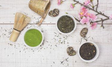 Πράσινο ή μαύρο τσάι για ευκολότερο αδυνάτισμα;