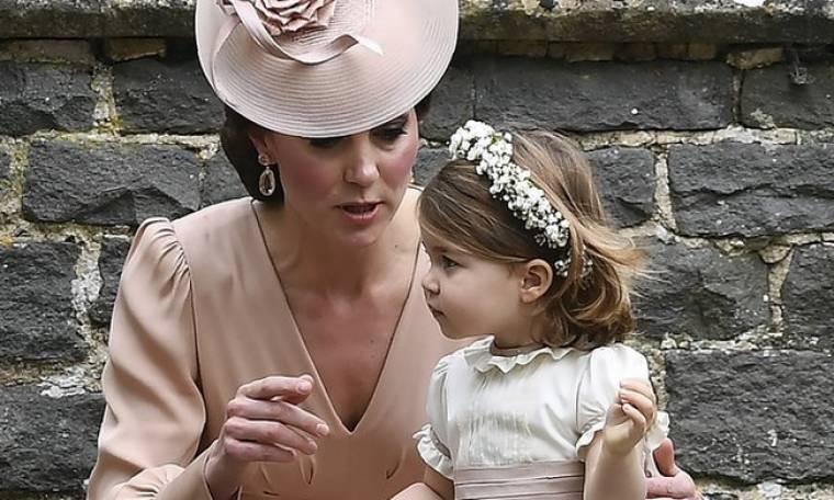 Δεν φαντάζεσαι πως αντέδρασε η πριγκίπισσα Charlotte, την πρώτη μέρα που ο George πήγε σχολείο