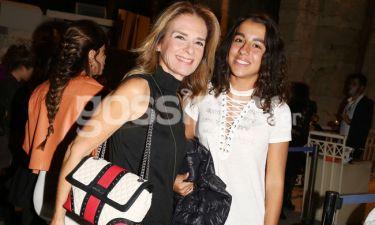 Πέγκυ Σταθακοπούλου: Στο Ηρώδειο με την κόρη της