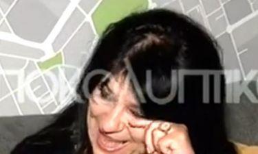 Άννα Βαγενά: Με δάκρυα στα μάτια μίλησε για τον χαμό του Λουκιανού Κηλαηδόνη