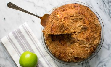 Κέικ μήλου: Η καλύτερη επιλογή και για τον καφέ σας
