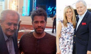Βαρθακούρης: Η συνάντηση με τον πατέρα της Aniston και η άγνωστη ιστορία που έμαθε για την ηθοποιό