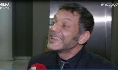 Μίλτος Μακρίδης: Η ερώτηση που τον έκανε μπουρλότο! «Δε θα κάνουμε τέτοιες συζητήσεις για…»!