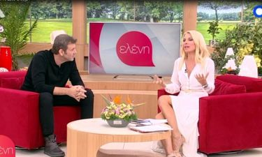 Γκλέτσος σε Ελένη: «Ρε φιλενάδα κολάζομαι…»! Δείτε την αντίδραση της παρουσιάστριας
