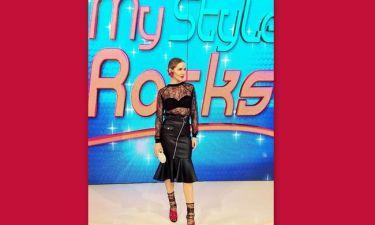 My Style Rocks: Τζόρτζια Βαϊνά: Από το «Παζάρι» στα Playmate και στο «Όλα»