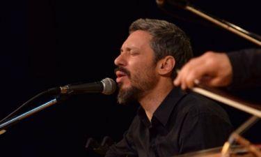 Ο Αλκίνοος Ιωαννίδης στο Main Stage του Gazarte