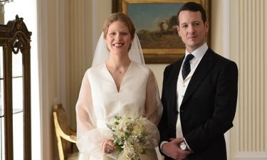 Ο λαμπερός γάμος του Πρίγκιπα Philip και της Danica Marinkovic