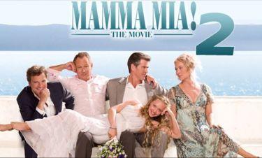 Brosnan και Firth: Μας βάζουν στα γυρίσματα του Mamma mia