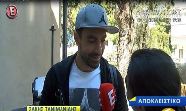 Τανιμανίδης:«Δεν έχω δει τα νέα ριάλιτι, αλλά η μίμηση είναι η ειλικρινέστερη μορφή κολακείας»