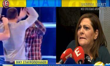 Βίκυ Σταυροπούλου: Έτσι αποδέχθηκε την πρόταση του Star για το Money Drop!