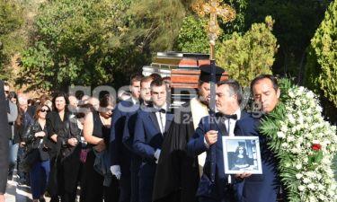 Το τελευταίο «αντίο» στην Λούλα Αναγνωστάκη